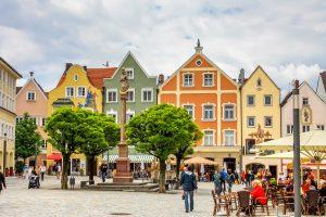 Markt, Weilheim, Oberbayern